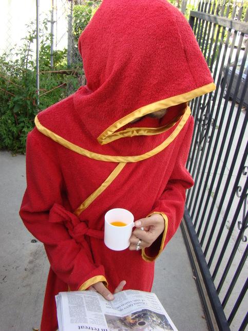 Дети, картинки смешные халаты