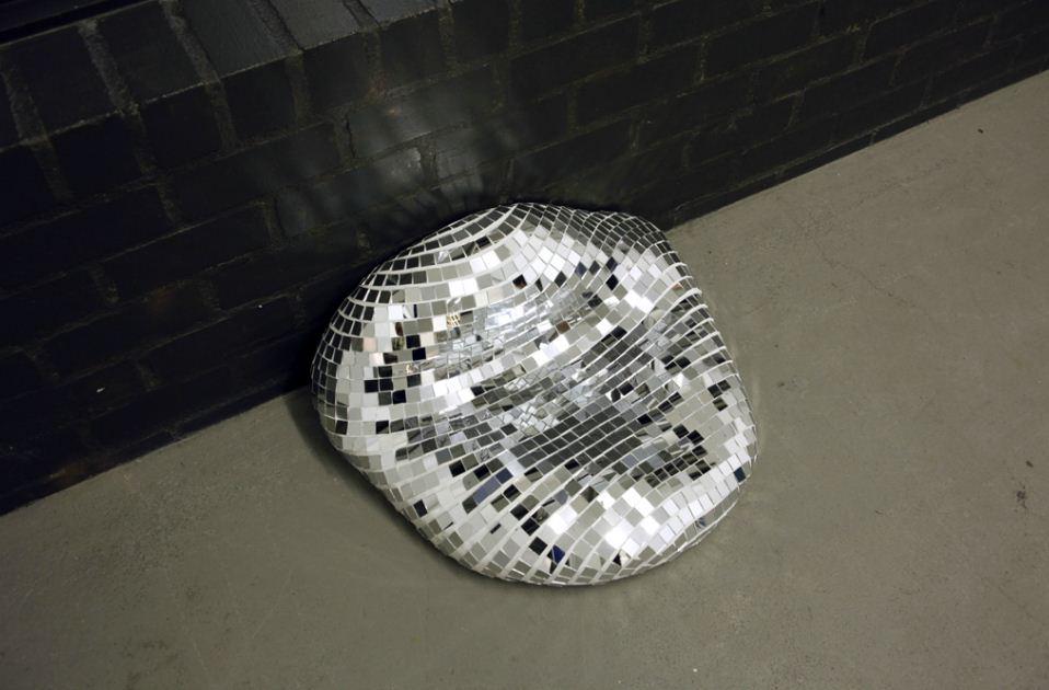 Как сделать шар для дискотек 88