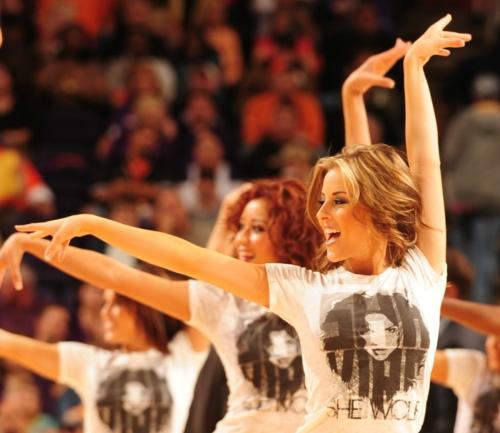 Группа поддержки Phoenix Suns