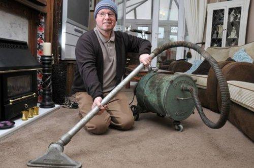 108-летний пылесос до сих пор работает