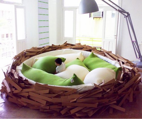 """Кровать """"Птичье гнездо"""""""