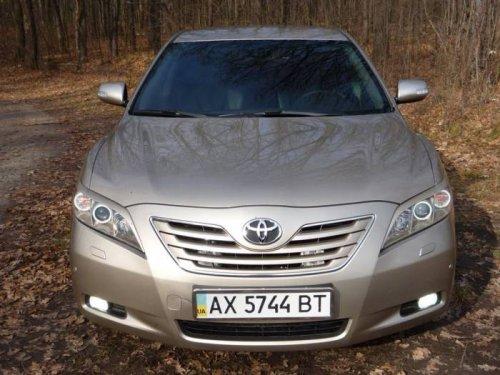 Прокачанная Toyota Camry