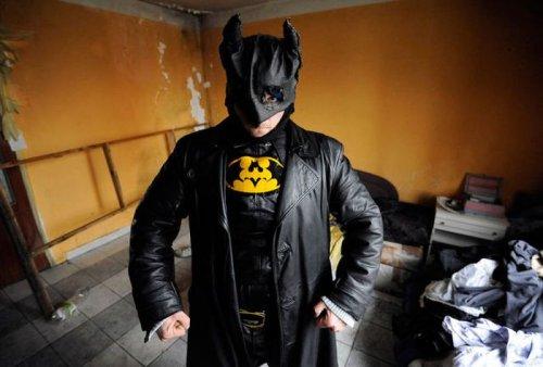 Бэтмен из Словакии