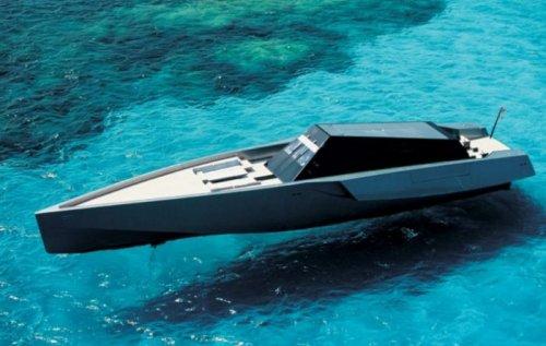 Самая быстрая яхта 118 WallyPower