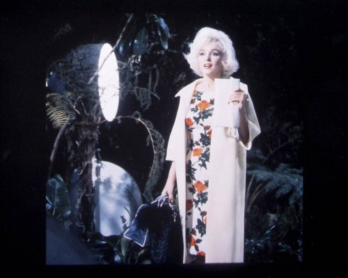 Неопубликованные снимки Мэрилин Монро