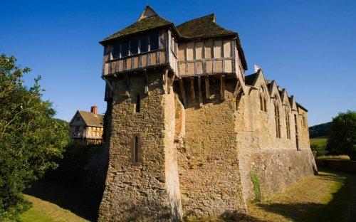 Впечатляющие замки Британии