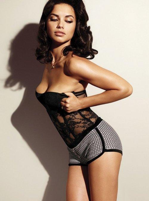 Адриана Лима для Victoria's Secret