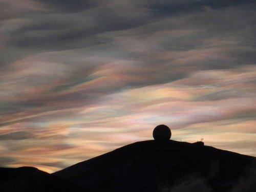 Удивительные фотографии облаков