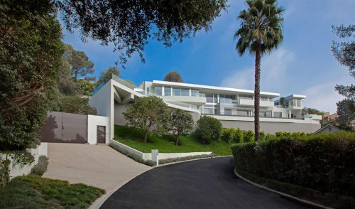 Роскошный особняк в Лос-Анжелесе