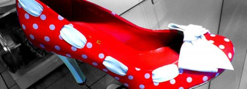 Коллекция экологически-чистой обуви