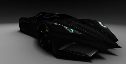 Концепт Lamborghini Ferruccio