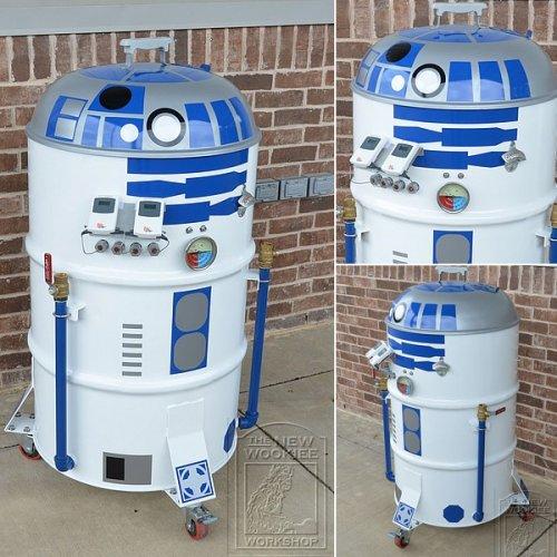 Прикольные вещи в виде R2-D2