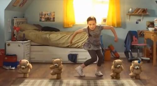Шикарный ролик с танцами