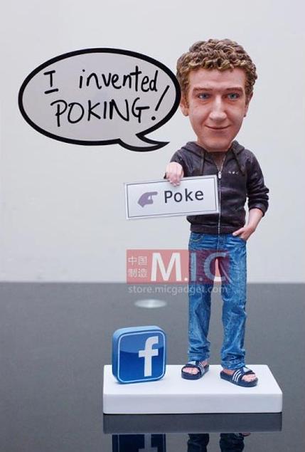 Предметы, посвященные Facebook