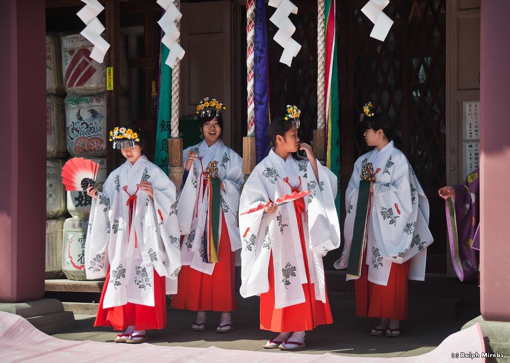 Японский праздник плодородия