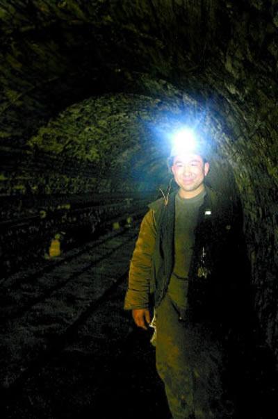 Китайский миллионер стал шахтером