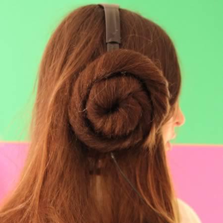 12 странных вещей, сделанных из волос