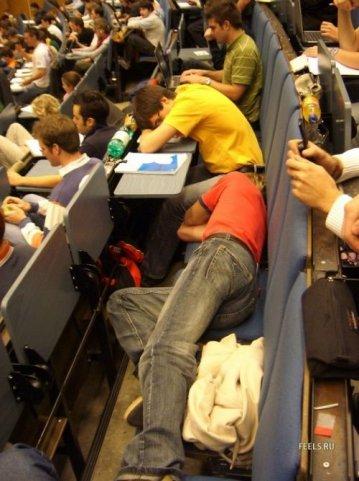 Картинки и демотиваторы про студентов