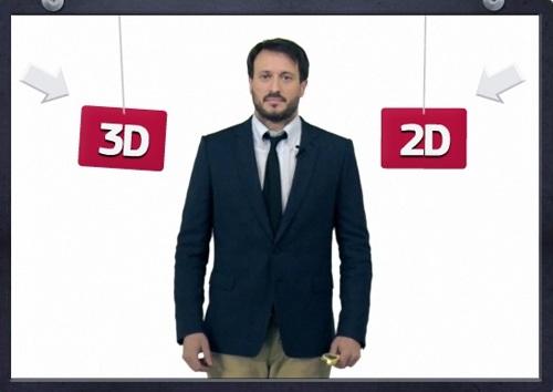 Cinema 3D в ваших домах