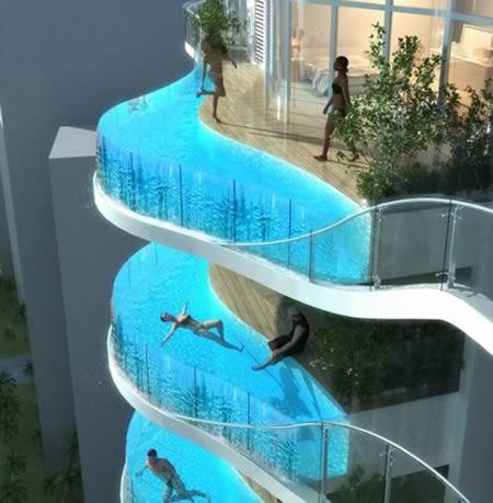 Самые необычные балконы