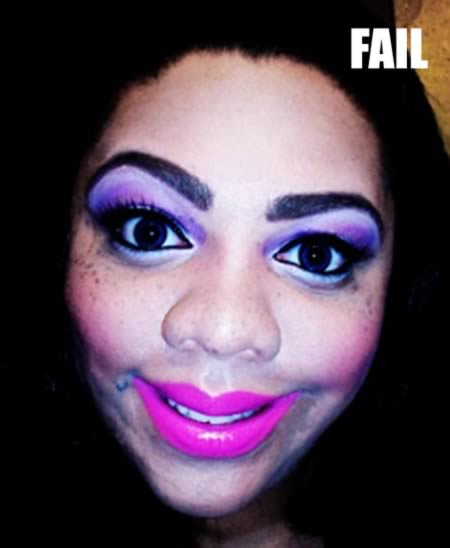 Жертвы макияжа