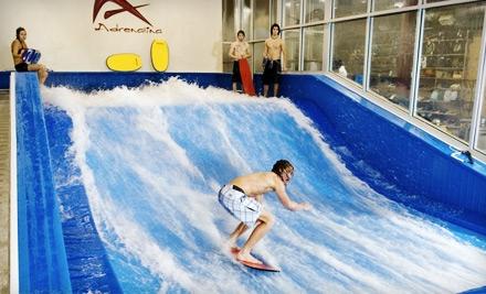 10 способов заняться серфингом без волн