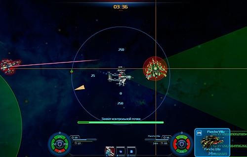 Нашел новую гамку Battle Abyss Online