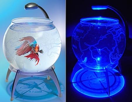 Стильные аквариумы