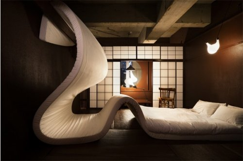 Отель любви в Токио