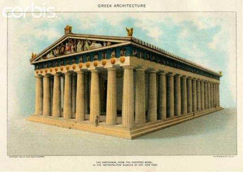 10 эпохальных стилей в архитектуре