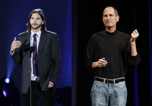 Ashton Kutcher protagoniza la película de Steve Jobs