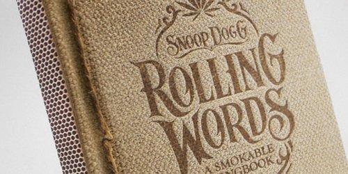 Книга Снуп Догга, которою можно курить