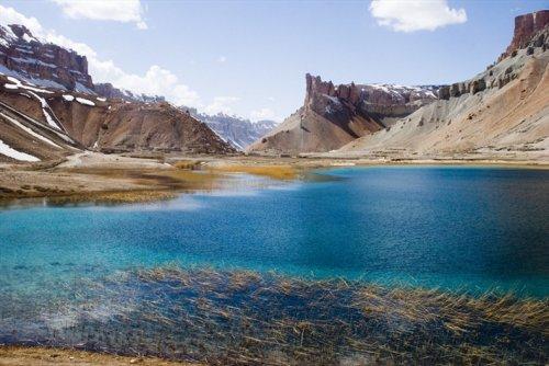 Глубокие озера Банд-е Амира