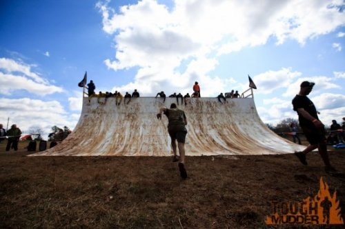 Tough Mudder - ����� ���������� ������