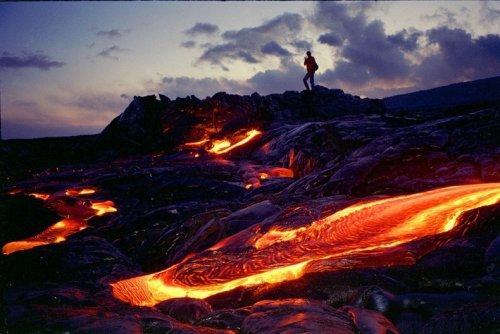 Национальный парк Гавайские вулканы