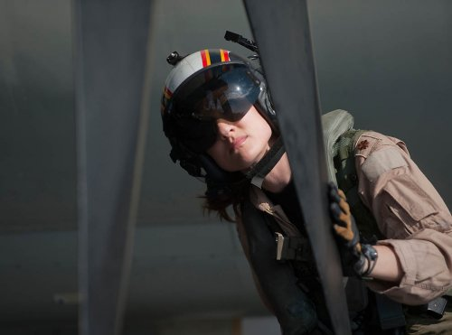 Женщины в американской армии
