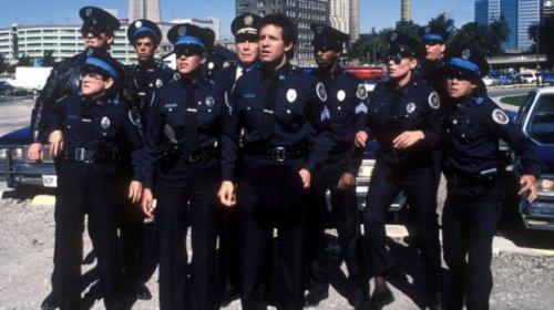 Поддельная полицейская академия