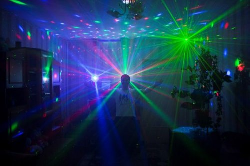 Мини-ночной клуб
