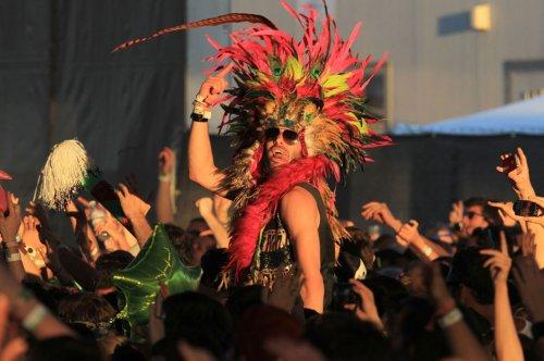 Фестиваль Coachella 2012