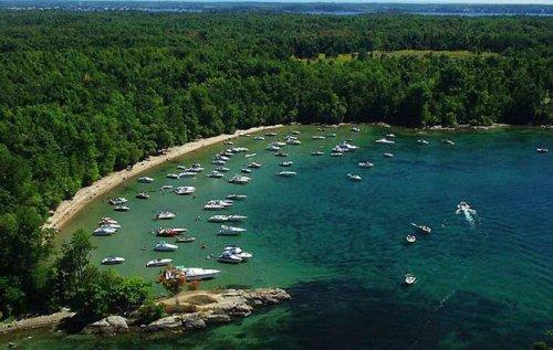 «1000 островов» Канады