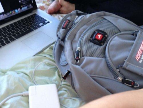 Засада в рюкзаке