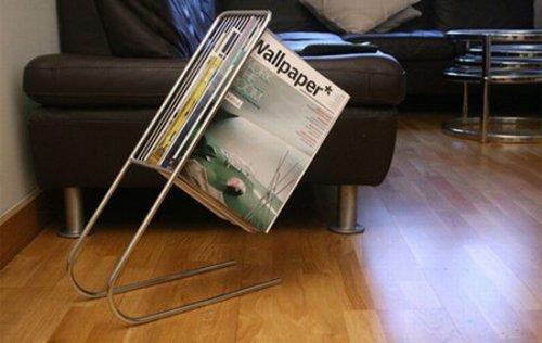 Классные держалки для журналов