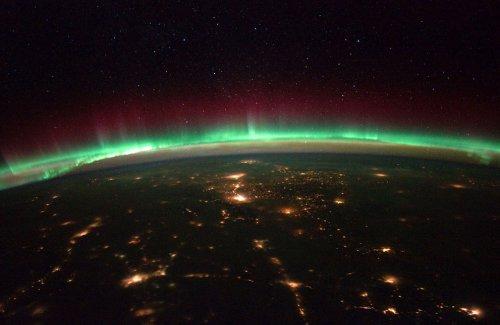 Захватывающие виды нашей планеты из космоса