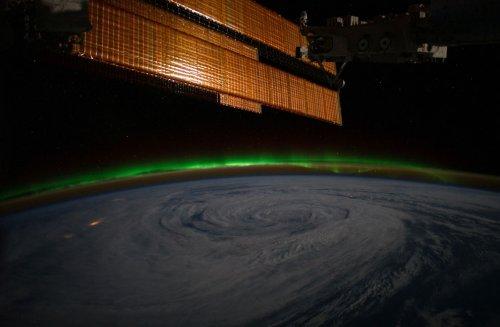 Захватывающие виды нашей планеты из космоса (часть 2)