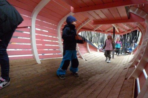 Детская площадка Monstrum