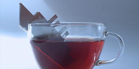 Держатель для пакетиков чая TEA.tanic