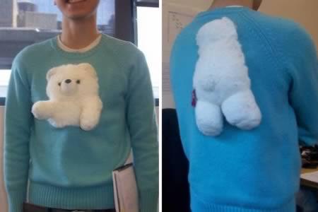 Самые странные свитера