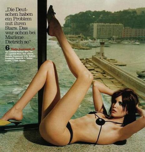 Самые сексуальные ноги 2012