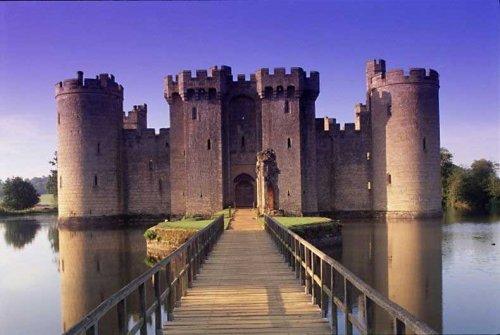 Эпохи в архитектуре: часть 3 - Средневековая архитектура.