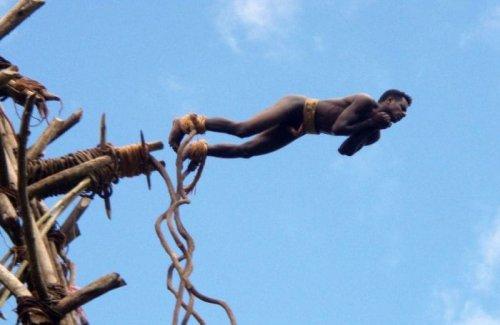 Ленд-дайвинг в Вануату